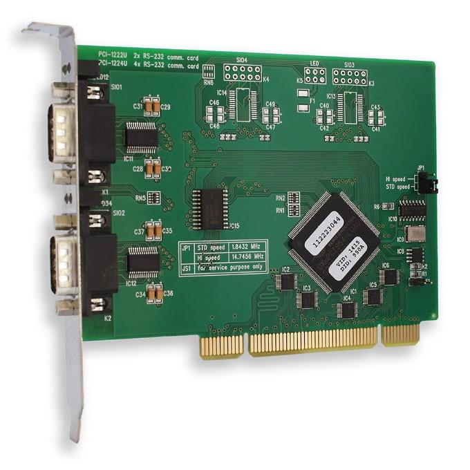 PCI-1222U