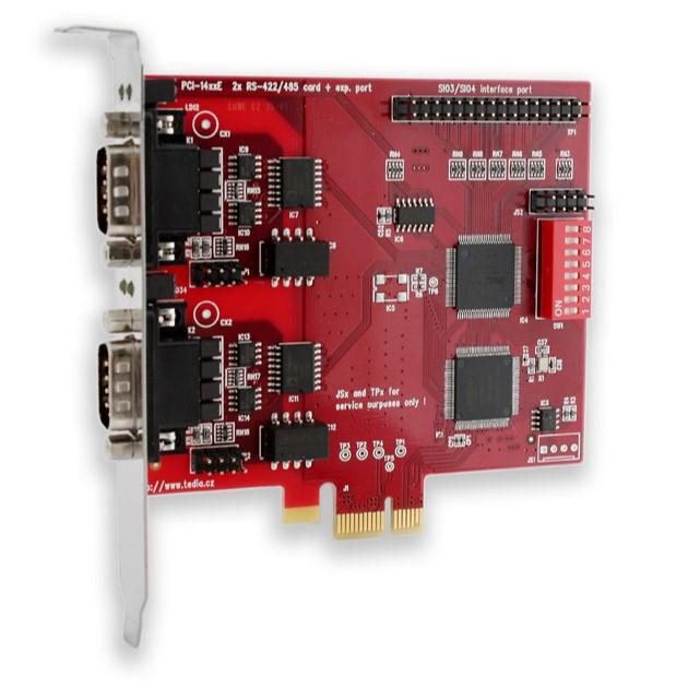 PCI-1484E