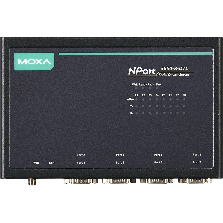 NPort 5650I-8-DTL