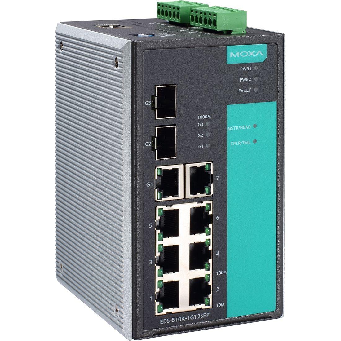 EDS-510A-1GT2SFP