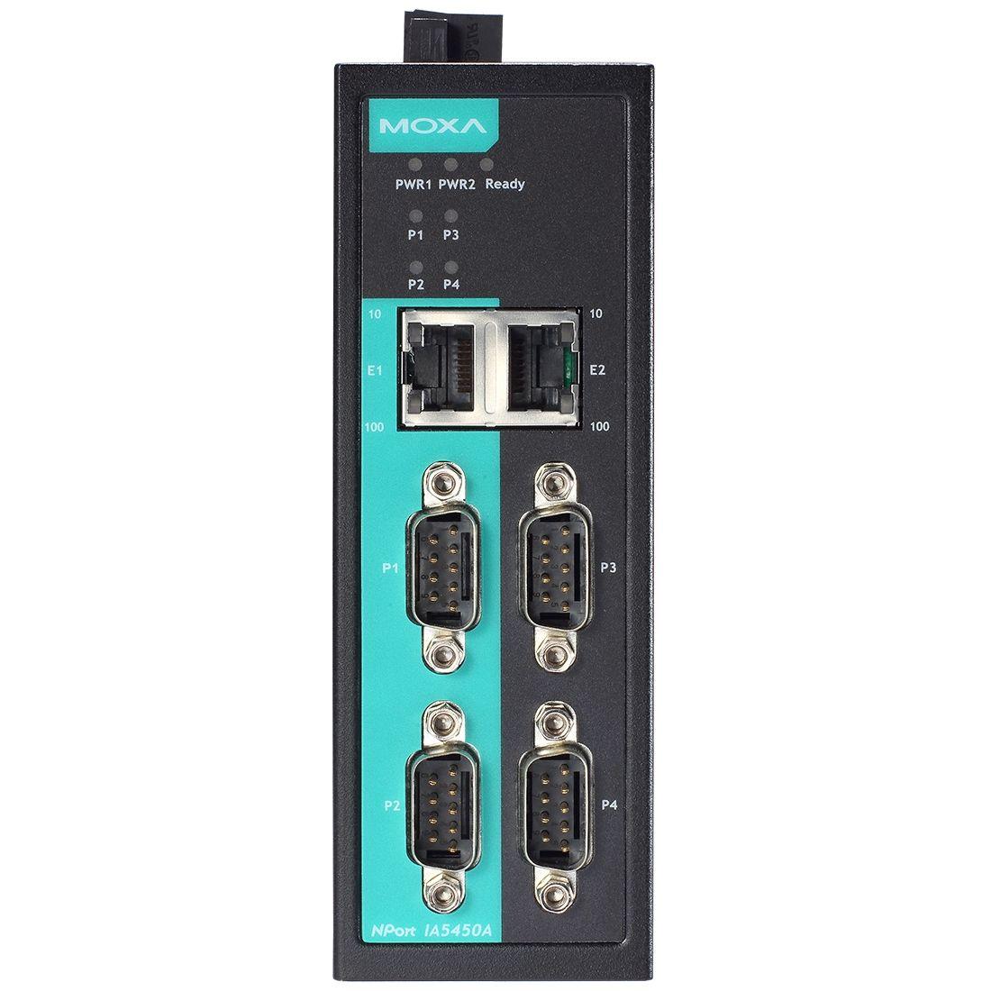 NPort IA5250A-T