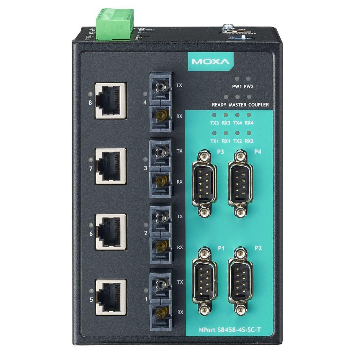 NPort S8455I-MM-SC