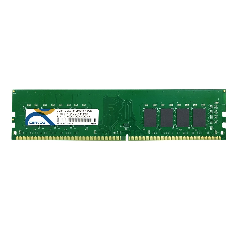 16GB Industrial DDR4 DIMM 2400MHz