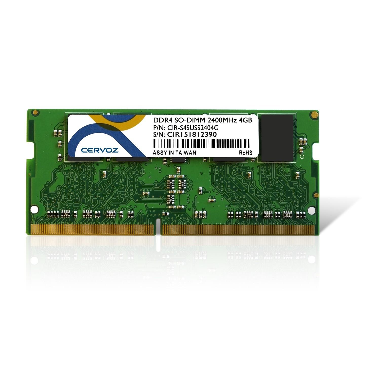 4GB Industrial DDR4 SO-DIMM 2400MHz