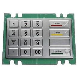 KP902 numerická kovová klávesnice