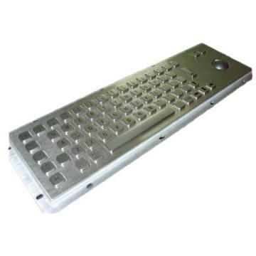 KB007 klávesnice s trackballem do zástavby