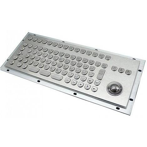 KB205 klávesnice s trackballem do zástavby