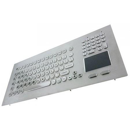 KB020 klávesnice s touchpadem do panelu