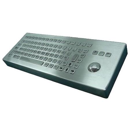 KB-CA3 klávesnice s trackballem na stůl