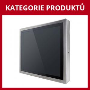 Nerezové monitory s krytím až IP69K