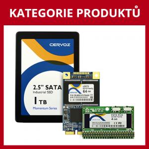 Průmyslové SSD disky