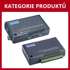 USB moduly, převodníky a rozbočovače