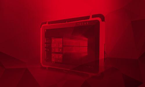 Odolný medicínský tablet M101P-ME