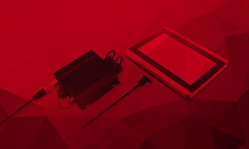 Průmyslové řešení USB konektoru typu C