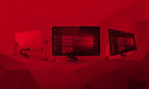 Winmate odhaluje nerezové panelové počítače a monitory s krytím IP69K