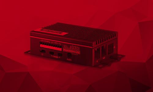 Průmyslový IoT kit UNO-220 pro Raspberry Pi 4